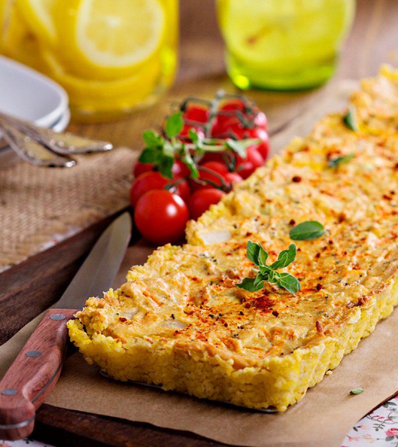 tofu-piirakka